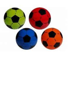 Piłka kolorowa 23CM soccer ARTYK ZABAWKI 134487 ART