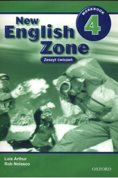 New English Zone 4. Workbook