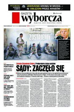 Gazeta Wyborcza - Łódź 195/2017