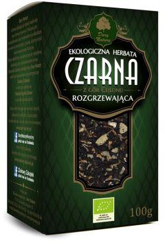 Herbata czarna rozgrzewająca liściasta