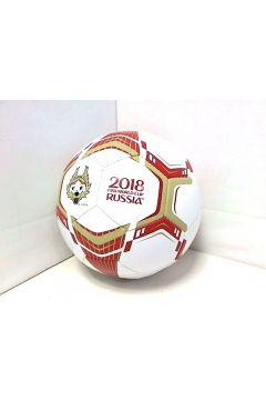 Piłka FIFA 2018 Trophy (rozmiar 5) czerwona