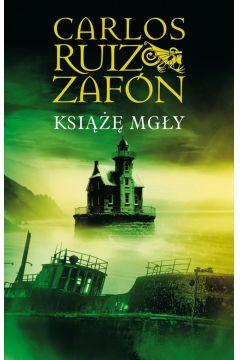Książę Mgły Carlos Ruiz Zafon (oprawa twarda)
