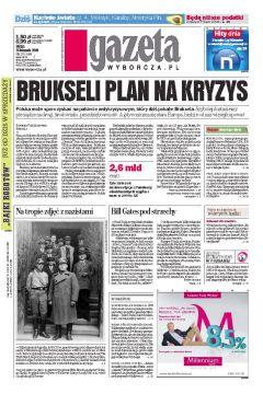 Gazeta Wyborcza - Wrocław 276/2008