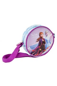 Okrągła torebka na ramię Frozen 2
