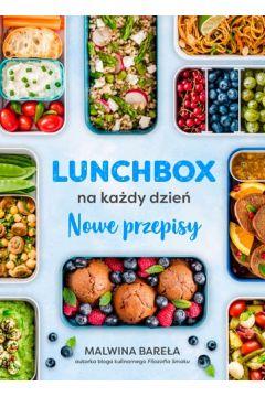 Lunchbox na każdy dzień. Nowe przepisy