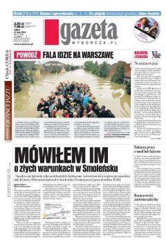 Gazeta Wyborcza - Białystok 117/2010