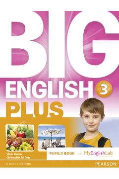 Big English Plus 3. Pupil's Book + MyEnglishLab