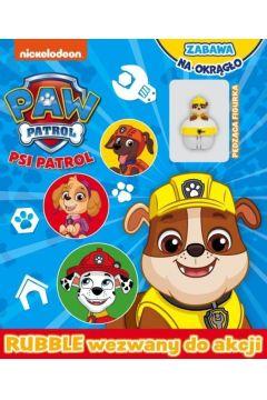 Psi Patrol Zabawa na okrągło Rubble