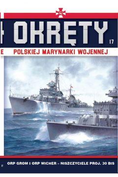 Okręty Polskiej Marynarki Wojennej T.17 ORP Grom