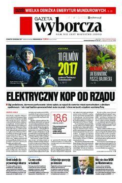 Gazeta Wyborcza - Kraków 300/2017
