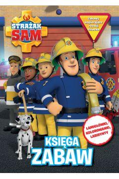 Strażak Sam. Księga zabaw