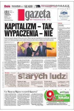 Gazeta Wyborcza - Częstochowa 268/2008