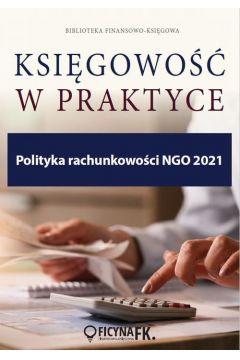 Polityka rachunkowości NGO 2021