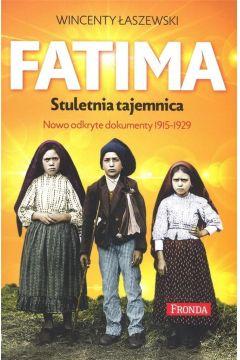 Fatima stuletnia tajemnica nowoodkryte dokumenty 1915-1929