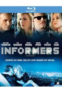 Informers (Blu-ray)