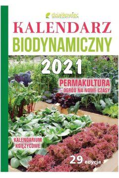 Kalendarz biodynamiczny 2021