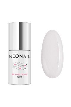 NEONAIL_Revital Base Fiber baza do lakieru hybrydowego Shiny Queen