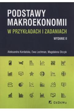 Podstawy makroekonomii w przykładach i zadaniach