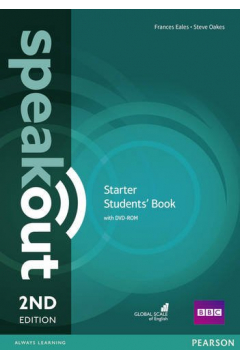 Speakout 2ed Starter SB with DVD-Rom PEARSON