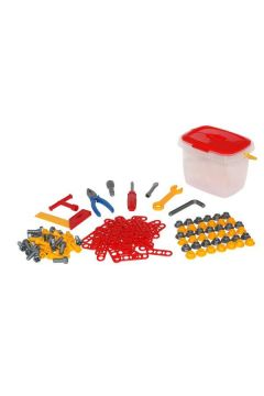 Zestaw narzędzi Nr 2 - 129 elementów w wiaderku