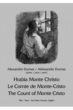 Hrabia Monte Christo. Le Comte de Monte-Cristo. The Count of Monte Cristo
