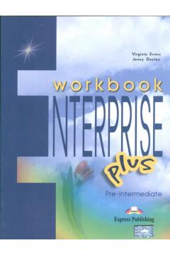 Enterprise Plus Pre Intermediate Workbook