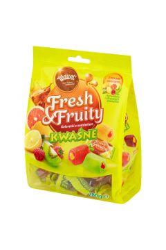 Fresh & Fruity Galaretki z nadzieniem kwaśne