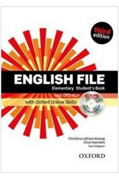 English File 3E Elementary SB + online practice