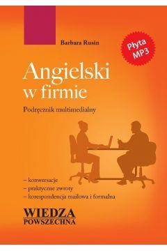 Angielski w firmie. Podręcznik multimedialny CD