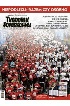Tygodnik Powszechny 46/2012