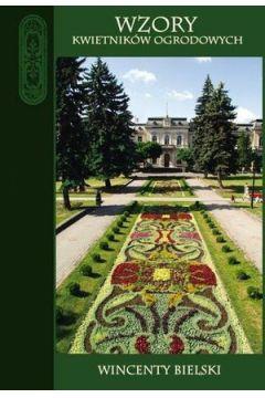 Wzory kwietników ogrodowych