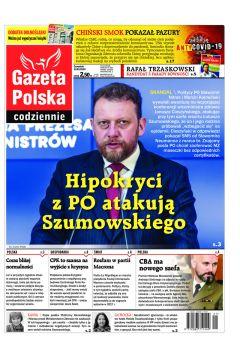 Gazeta Polska Codziennie 118/2020