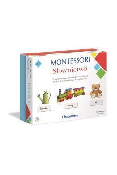 Montessori Słownictwo