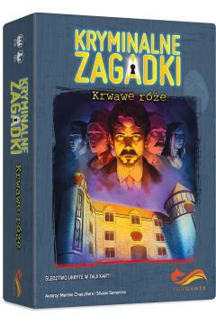 Escape Room. Kryminalne zagadki. Krwawe róże