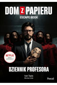 Dom z papieru. Escape book