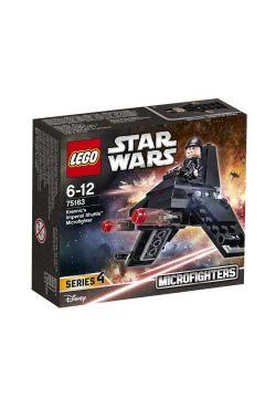 LEGO Star Wars. Mikromyśliwiec Imperialny wahadłowiec Krennica 75163