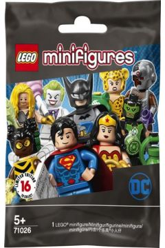 Lego Minifigures. Seria DC Super Heroes