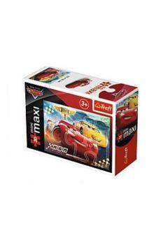 Puzzle 20 miniMaxi - Nowi zwycięzcy Cars 3.4 TREFL