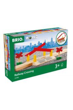 BRIO 33388 Przejazd kolejowy