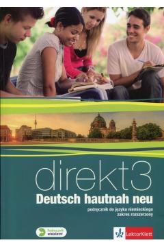 Direkt 3 Deutsch hautnah neu SB ZR+CD wieloletnie