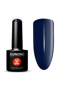 SUNONE_All In One lakier hybrydowy 3w1 N07 Nikol