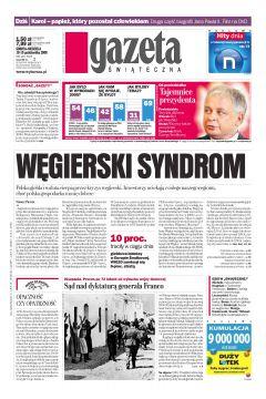 Gazeta Wyborcza - Kielce 245/2008