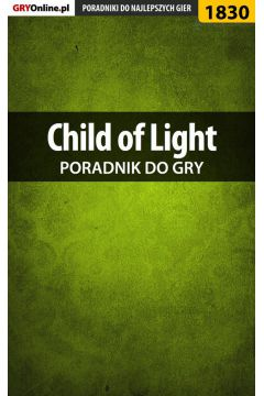 Child of Light - poradnik do gry