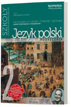 J.polski LO 2 Odkrywamy... podr ZPR  OPERON