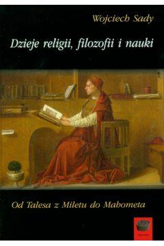 Dzieje religii, filozofii i nauki T.1
