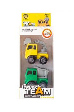 Auta mini Samochody ciężarowe 2-pak ASKATO