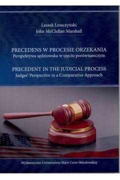 Precedens w procesie orzekania