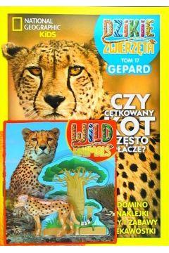 Dzikie Zwierzęta T.17 Gepard