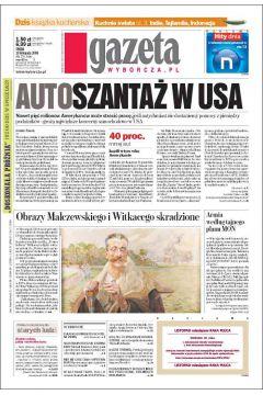 Gazeta Wyborcza - Płock 270/2008