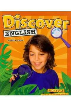 Discover English Starter SB PEARSON
